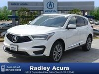 Acura RDX Technology Package SH-AWD 2020