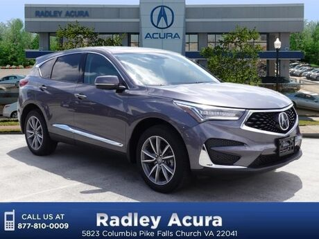2020 Acura RDX Technology Package SH-AWD Falls Church VA
