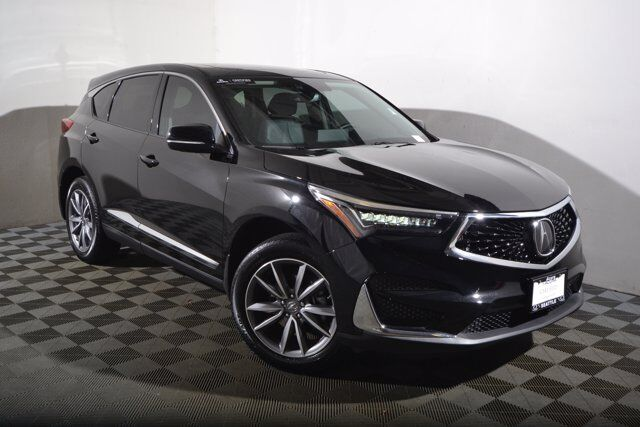 2020 Acura RDX Technology Package SH-AWD Seattle WA