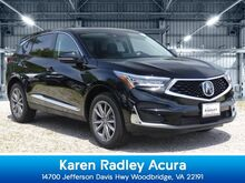 2020_Acura_RDX_Technology Package_ Northern VA DC