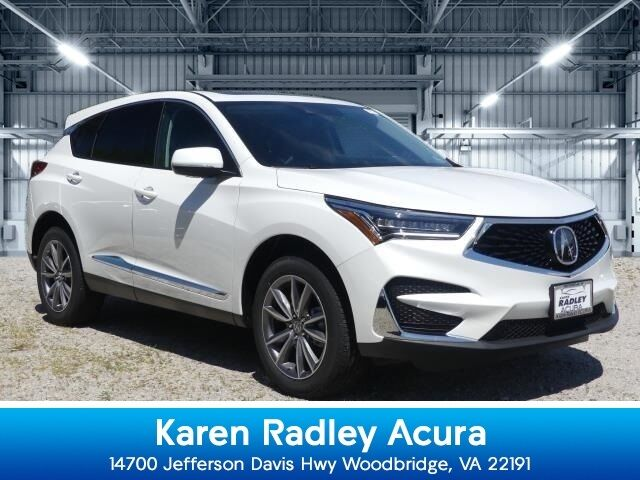 2020 Acura RDX Technology Package Woodbridge VA
