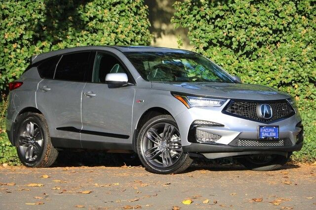 2020 Acura RDX w/A-Spec Pkg Salem OR