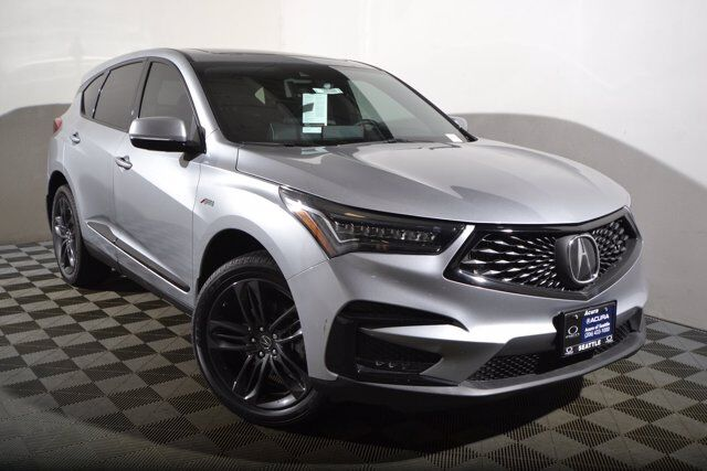 2020 Acura RDX w/A-Spec Pkg Seattle WA