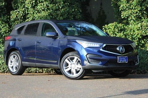 2020 Acura RDX w/Advance Pkg Salem OR
