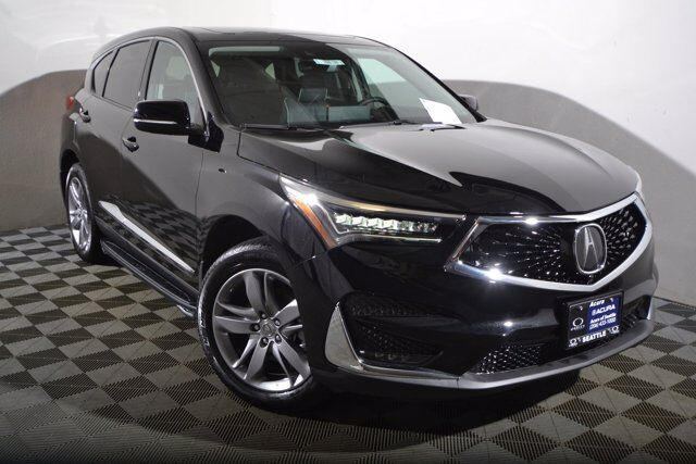 2020 Acura RDX w/Advance Pkg Seattle WA