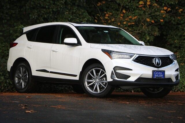 2020 Acura RDX w/Technology Pkg Salem OR
