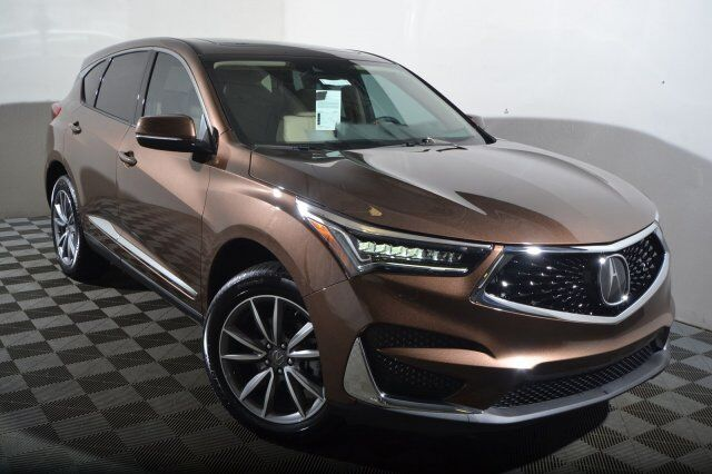2020 Acura Rdx W Technology Pkg Seattle Wa 31002752