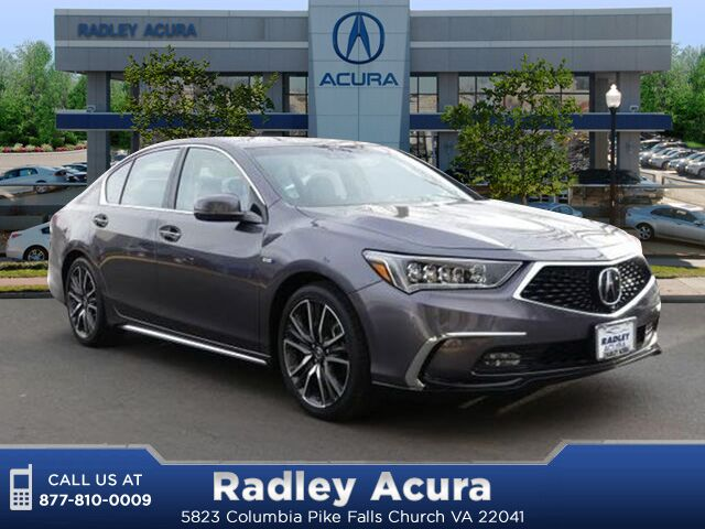 2020 Acura RLX Sport Hybrid Advance Package SH-AWD Falls Church VA