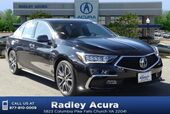2020 Acura RLX Sport Hybrid Advance Package SH-AWD
