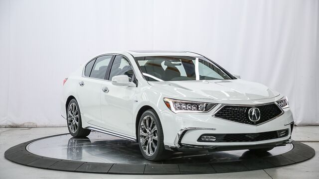 2020 Acura RLX Sport Hybrid Advance Package SH-AWD Roseville CA