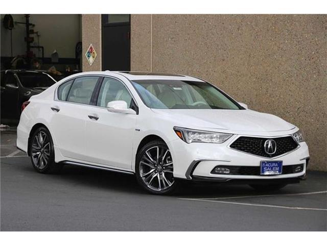2020 Acura RLX Sport Hybrid Advance Package SH-AWD Sedan Salem OR