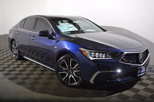 2020 Acura RLX Sport Hybrid w/Advance Pkg Seattle WA