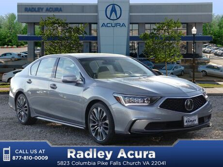 2020 Acura RLX Technology Falls Church VA