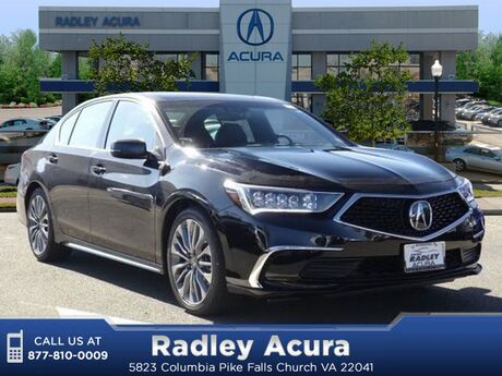 2020 Acura RLX Technology Package Falls Church VA