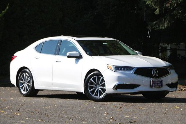 2020 Acura TLX  Salem OR