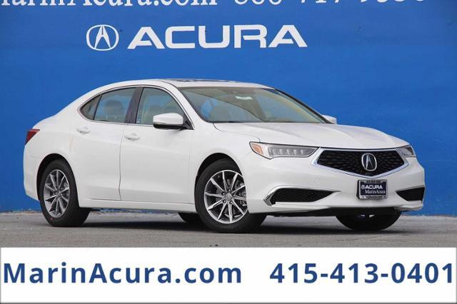 2020 Acura TLX 2.4L FWD w/Technology Pkg Bay Area CA
