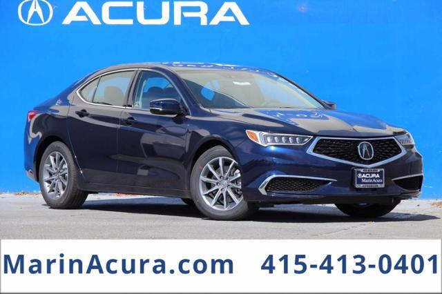 2020_Acura_TLX_2.4L FWD w/Technology Pkg_ Bay Area CA