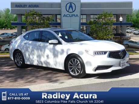 2020 Acura TLX 2.4L Falls Church VA