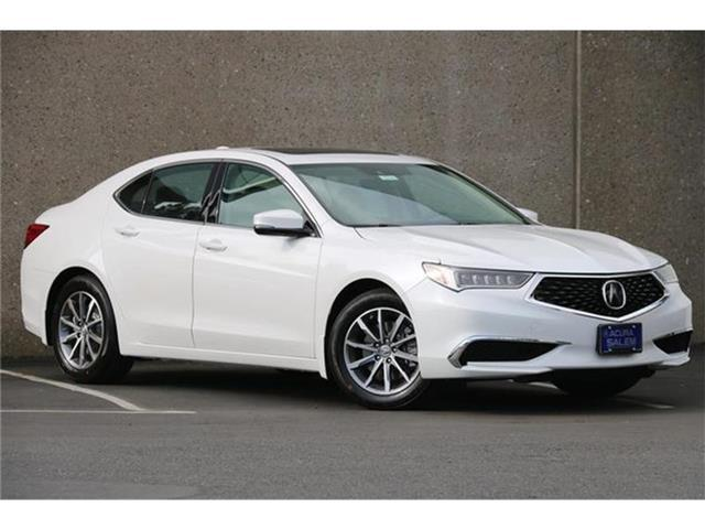 2020 Acura TLX 2.4L Front-wheel Drive Sedan Salem OR