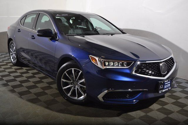 2020 Acura TLX 2.4L Seattle WA