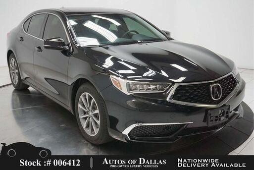 2020_Acura_TLX_2.4L TECH,NAV,CAM,SUNROOF,HTD STS,BLIND SPOT_ Plano TX