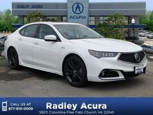 2020_Acura_TLX_3.5L A-Spec Pkg_ Falls Church VA