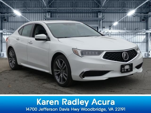2020 Acura TLX 3.5L Technology Pkg Northern VA DC
