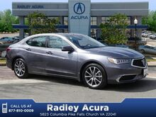 2020_Acura_TLX_3.5L V6_ Falls Church VA