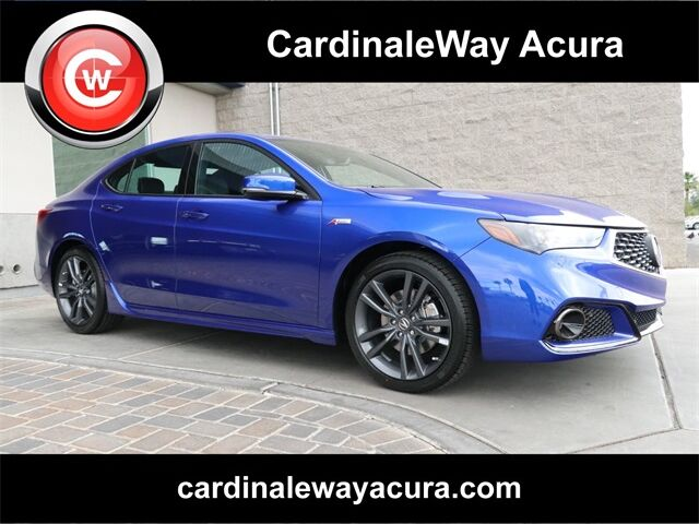 2020 Acura TLX 4DR SDN 2.4 FWD A SP Las Vegas NV