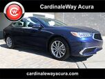 2020 Acura TLX 4DR SDN 2.4 FWD TECH