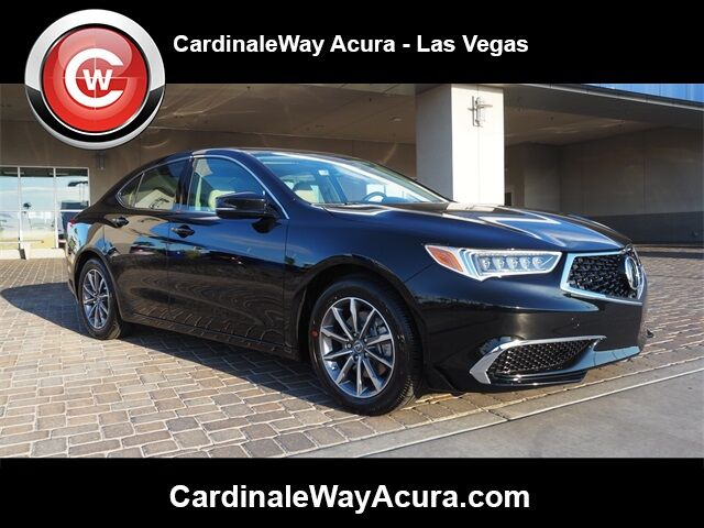 2020 Acura TLX Technology Package Las Vegas NV