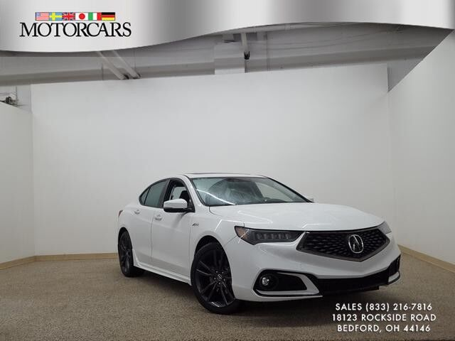 2020 Acura TLX w/A-Spec Pkg Bedford OH