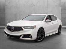 2020_Acura_TLX_w/A-Spec Pkg Red Leather_ Maitland FL