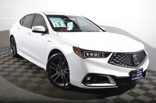 2020_Acura_TLX_w/A-Spec Pkg Red Leather_ Seattle WA