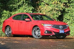 2020_Acura_TLX_w/A-Spec Pkg_ Salem OR