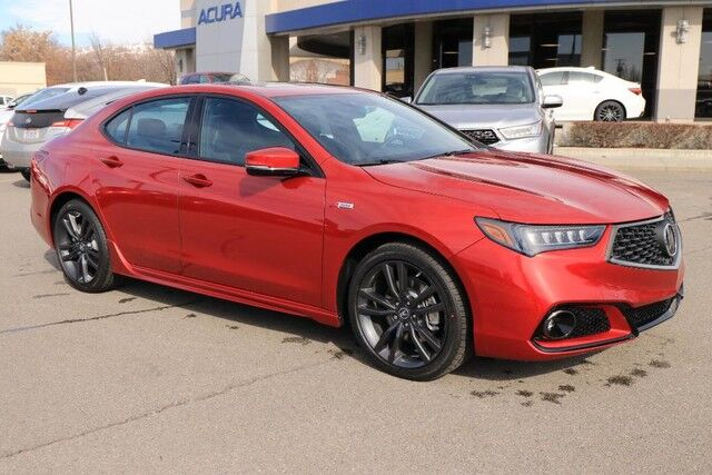 2020 Acura TLX w/A-Spec Pkg Salt Lake City UT