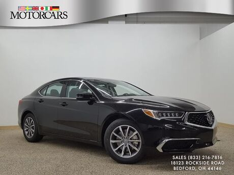 2020 Acura TLX w/Technology Pkg Bedford OH