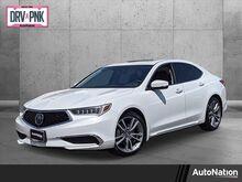 2020_Acura_TLX_w/Technology Pkg_ Roseville CA