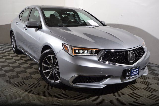 2020 Acura TLX w/Technology Pkg Seattle WA