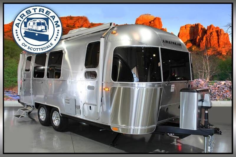 2020 Airstream Globetrotter 23FB Travel Trailer All units treated with Cilajet Anti-Microbial Fog Scottsdale AZ