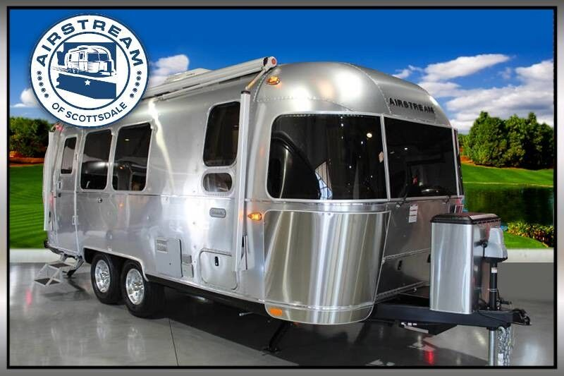 2020 Airstream Globetrotter 23FB Travel Trailer