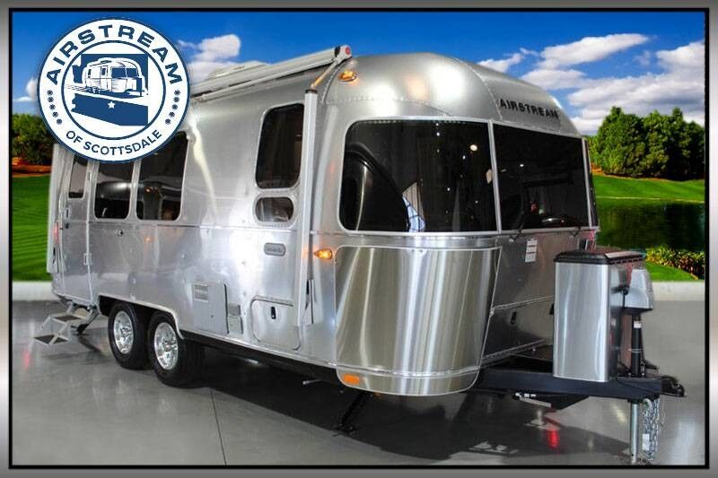 2020 Airstream Globetrotter 23FBT Travel Trailer Scottsdale AZ