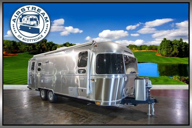 2020 Airstream Globetrotter 25FBT Travel Trailer Scottsdale AZ