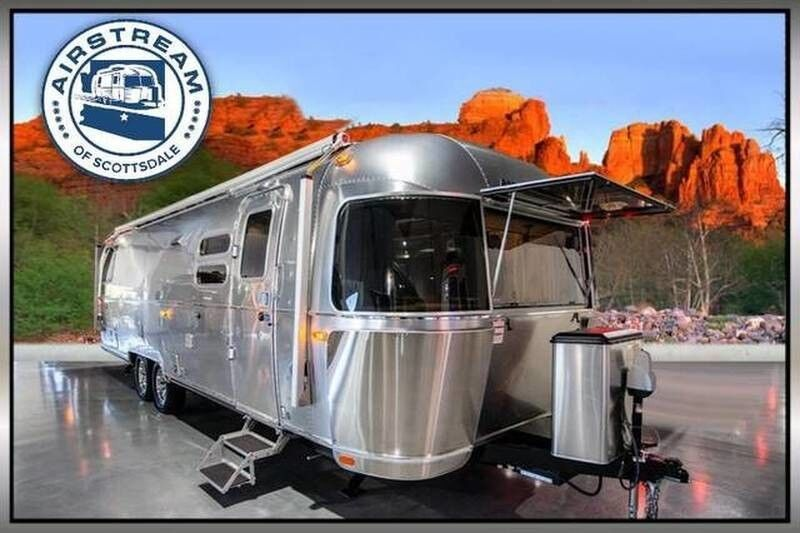2020 Airstream Globetrotter 30RBQ Travel Trailer Scottsdale AZ