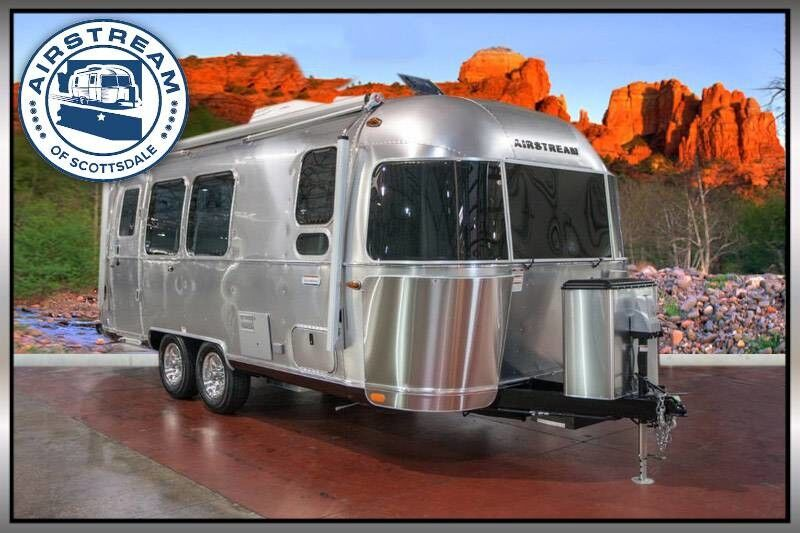 2020 Airstream International Serenity 23FBQ Travel Trailer All units treated with Cilajet Anti-Microbial Fog Scottsdale AZ