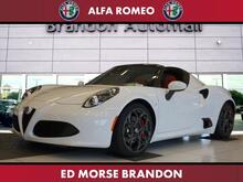 2020_Alfa Romeo_4C_Base_ Delray Beach FL