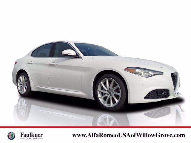 2020 Alfa Romeo Giulia AWD Willow Grove PA