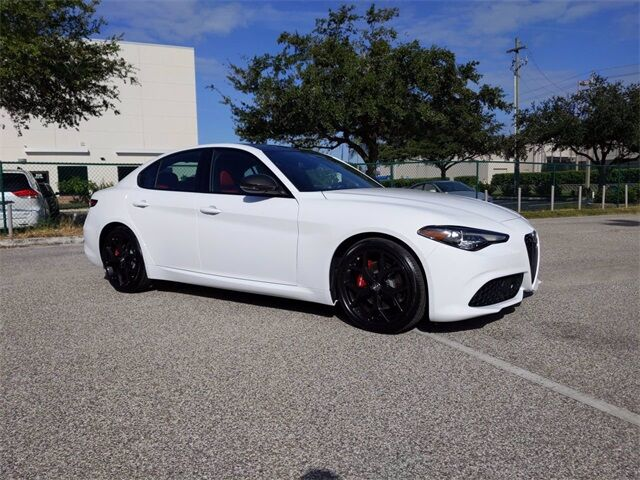 2020 Alfa Romeo Giulia SPORT RWD Winter Haven FL