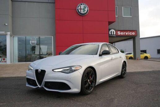2020 Alfa Romeo Giulia Sport  TX