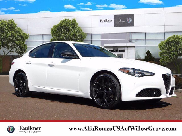 2020 Alfa Romeo Giulia Ti AWD Willow Grove PA